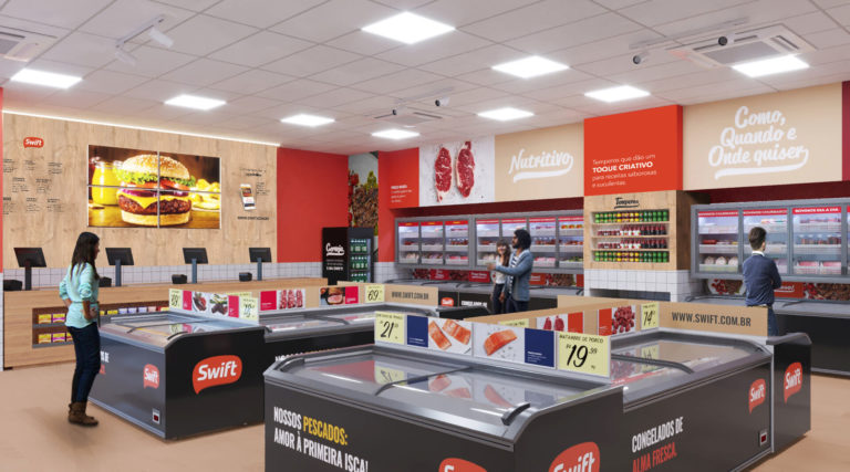 Swift Valinhos Store Brazil